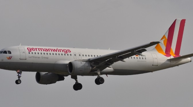 Zum Absturz der Germanwings Flug 9252