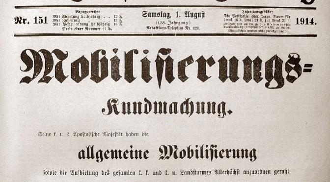Sinowjew-Klubs von Rossiya Segodnya: Unheil kommt aus dem Westen. Wer bereitete den Ersten Weltkrieg vor? (de.sputniknews.com)