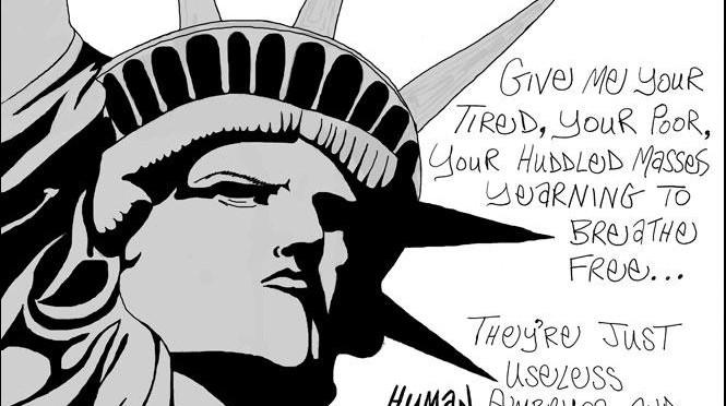 Zwei Reaktionen zur Endgame-Demo vom 24. Januar 15 (Engagierte Demokraten gegen die Amerikanisierung Europas)